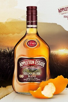 APPLETON ESTATE SIGNATURE BLEND RUM 700ML 40%