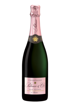PALMER AND CO ROSE NV CHAMPAGNE 750ML