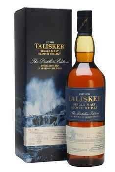 TALISKER DISTILLERS EDITION SINGLE MALT WHISKY  D:2002 B:2013 45.8% 700ML
