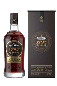 ANGOSTURA 1787 15 YEAR OLD RUM 40% 700ML