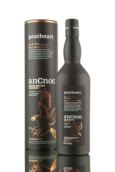 ANCNOC PEATHEART HIGHLAND SINGLE MALT WHISKY 46% 700ML