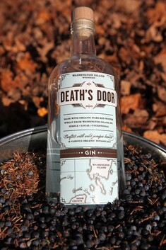 DEATHS DOOR GIN 47% 700ML