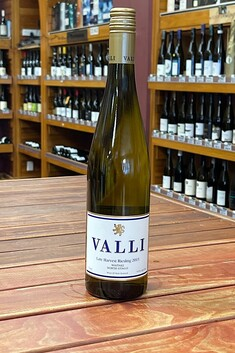 VALLI LATE HARVEST RIESLING 2015