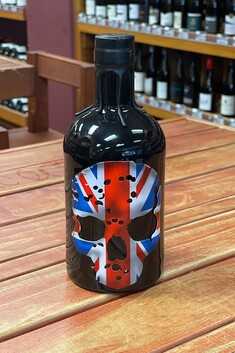 GHOST VODKA UNION JACK EDITION 40% 700ML