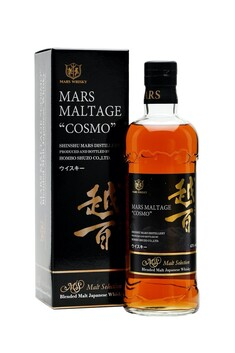 "MARS MALTAGE ""COSMO' BLENDED MALT WHISKY 43% 700ML"
