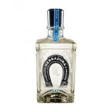 HERRADURA PLATA SILVER TEQUILA 40% 700ML IN GIFT BOX