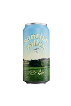 GARAGE PROJECT SUNRISE VALLEY HAZY IPA 8% 440ML CAN