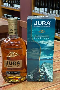JURA PROPHECY HEAVILY PEATED SINGLE MALT WHISKY 46% 700ML