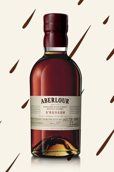 ABERLOUR A'BUNADH HIGHLAND SINGLE MALT WHISKY 59.5% 700ML