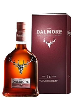 DALMORE 12 YEAR OLD MALT WHISKY
