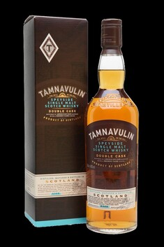 TAMNAVULIN DOUBLE CASK SPEYSIDE SINGLE MALT WHISKY 700ML