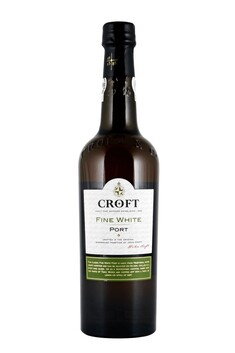 CROFT FINE WHITE PORT 20% 750ML