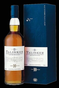 TALISKER 10 YEAR OLD SINGLE MALT WHISKY 45.8% 700ML