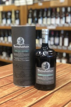 BUNNAHABHAIN CRUACH MHONA ISLAY SINGLE MALT WHISKY 50% 1LTR