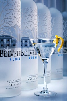 BELVEDERE VODKA 200ML