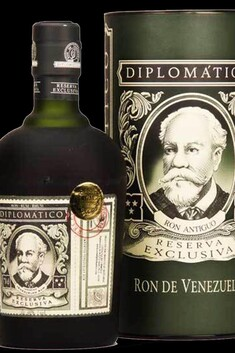 DIPLOMATICO RESERVA  EXCLUSIVA RUM 40% 700ML