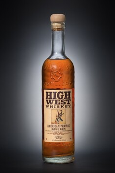 HIGH WEST AMERICAN PRAIRIE BOURBON 750ML 46%