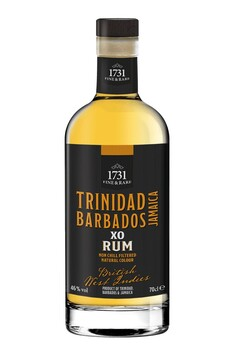 1731 BRITISH WEST INDIES XO RUM 46% 700ML