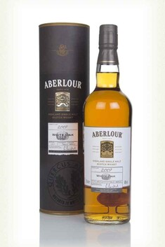 ABERLOUR WHITE OAK CASK FILLED 2008  HIGHLAND SINGLE MALT WHISKY 40% 700ML