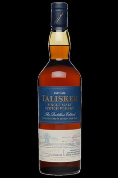 TALISKER DISTILLERS EDITION D:2005 B:2015 750ML 45.8%