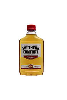 SOUTHERN COMFORT 375ML HIP FLASK