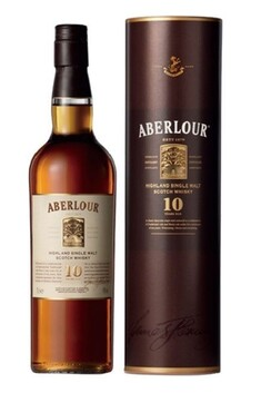 ABERLOUR 10 YEAR OLD FOREST RESERVE HIGHLAND SINGLE MALT WHISKY 700ML