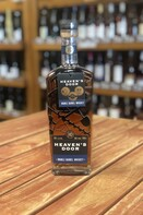 BOB DYLAN HEAVENS DOOR DOUBLE BARREL WHISKEY 50% 700ML