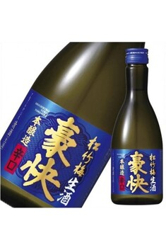 TAKARA SHOUZO GOUKAI NAMA JAPANESE SAKE 15% 300ML