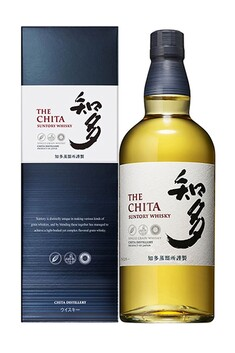 SUNTORY THE CHITA SINGLE GRAIN JAPANESE WHISKY 700ML 43%