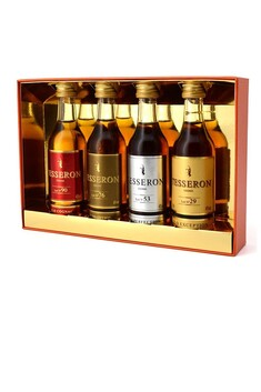 TESSERON 50ML X 4 MINI GIFT SET 40% ( LOT 90, LOT 76, LOT 53 AND LOT 29)