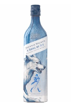 JOHNNIE WALKER GAME OF THRONES  A SONG OF ICE WHISKY 700ML