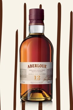 ABERLOUR 12 DOUBLE CASK HIGHLAND SINGLE MALT WHISKY 40% 700ML