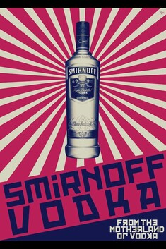 SMIRNOFF 1LTR VODKA RED LABEL