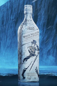 JOHNNIE WALKER GAME OF THRONES WHITE WALKER 700ml