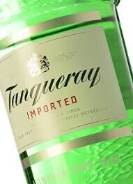 TANQUERAY LONDON DRY GIN 1 ltr