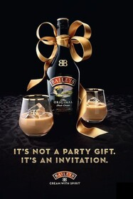 BAILEYS IRISH CREAM 17% 1LTR