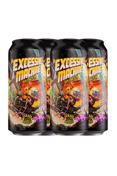GARAGE PROJECT EXCESSIVE MACHINE TRIPLE HAZY IPA 10.2% 440ML CAN