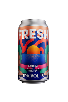 GARAGE PROJECT FRESH IPA VOL. 8    7% 440ML CAN