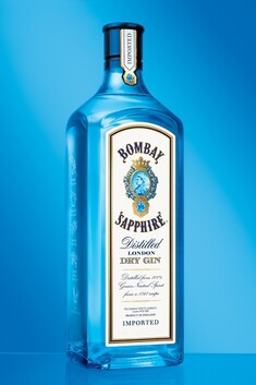 BOMBAY SAPPHIRE GIN 40% 1LTR