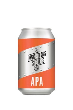 WHISTLING SISTERS APA 6 PACK CANS