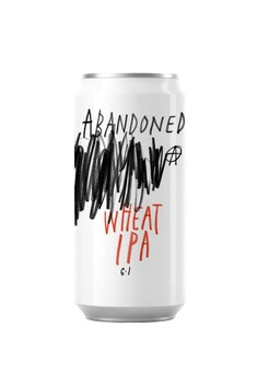 ABANDONED BREWERY WHEAT IPA 6.1% 440ML CAN