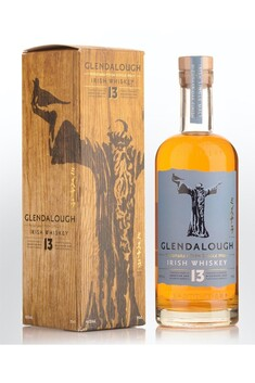 GLENDALOUGH 13 YEAR OLD MIZUNARA FINISH SINGLE MALT IRISH WHISKEY 46% 700ML