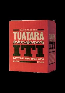 TUATARA ITI APA 330ML 6 PACK